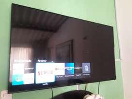 VENDO SMART  TV  55 pulgadas   marca Samsung    120.0000  negociables
