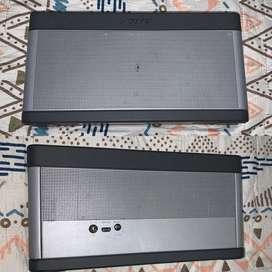 Bose soundlink lll altavoz bluetooth