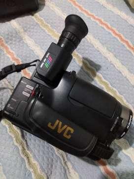 Video Camara VHS C GR AX1027