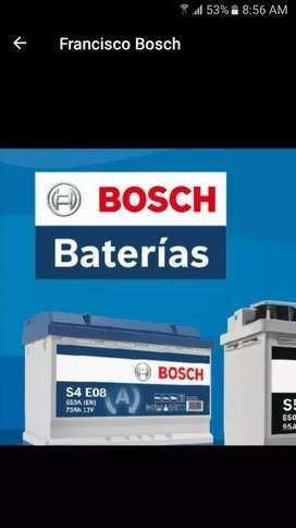 Bosch baterias