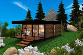 Unidades habitacionales, portables y modulares