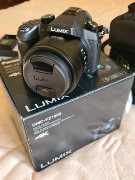 Cámara Panasonic Lumix FZ 1000