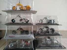 Colección de Motos American Chopper