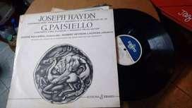 vinilo de música clásica