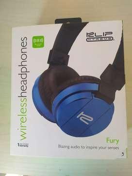 Auriculares inalámbricos Klip Xtreme con Bluetooth nuevos