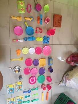 Set para jugar con playdho