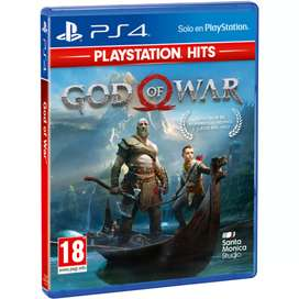 God Of War 4 Nuevo