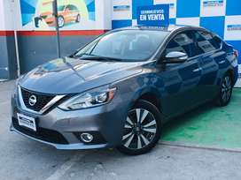 NISSAN SENTRA 1.8 CVT FULL EXCLUSIVE