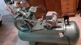 Compresor 4 hp monofasico