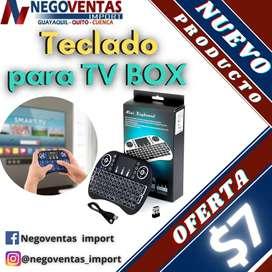 TECLADO PARA TV BOX