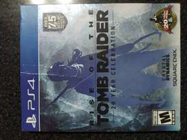 Vendo Tomb  Raider 20 year celebration