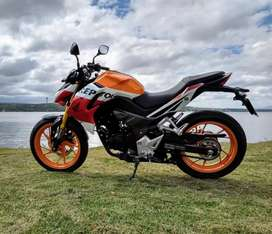 Honda cb 190 REPSOL 2019