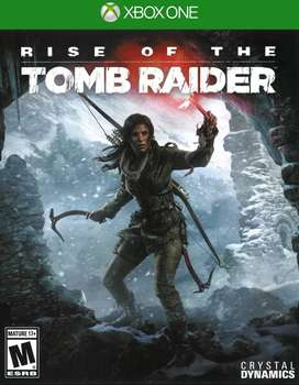 Rise of the tomb raider Xbox One, Físico