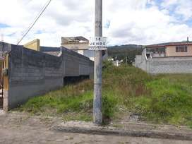 Terreno Conocoto San Miguel Urbanización Manantial 160 m