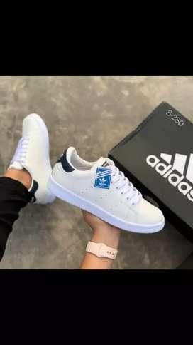 Zapato Tennis Deportivo Adidas Talla 37