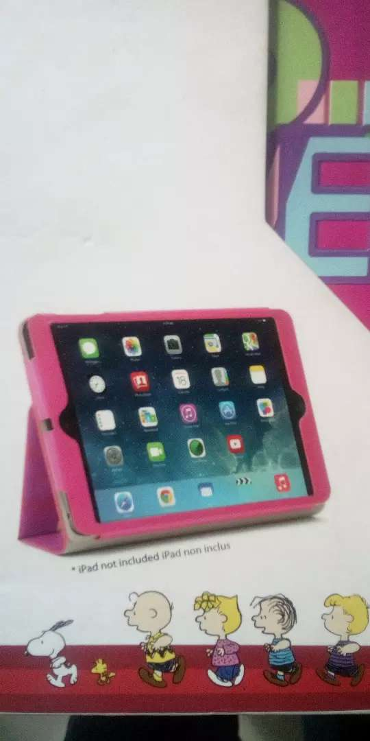 Funda custodia para el iPad o iPhone tablet 0