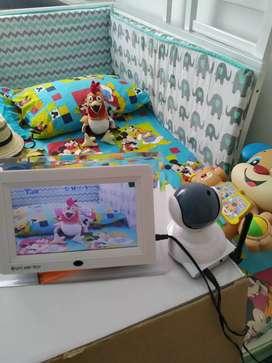 Cámara monitor de bebés