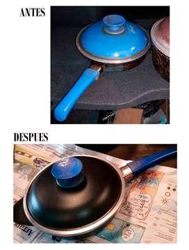 Restauración de productos Essen y similares