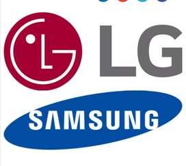 Reparación televisores lavadoras neveras lg samsung sony
