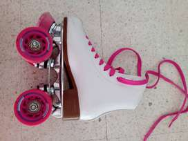 Patines sin uso.