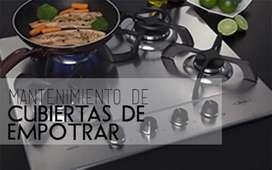 Reparación especializada de estufas