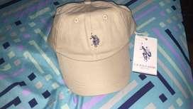 Vendo gorras polo originales, nuevas