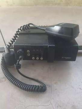 "Base Motorola GM300+antena+jaula ""AQP"""