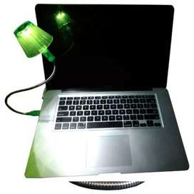 Lampara USB Luz de Led Portatil.