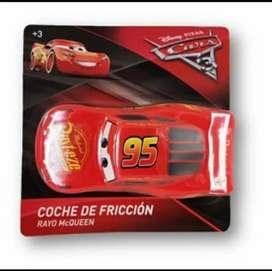 COCHE DE FRICCION CARS