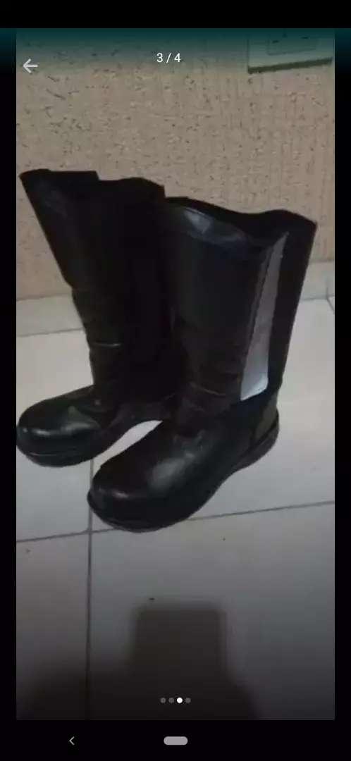 Botas caña alta 0