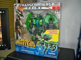 TRANSFORMERS PRIME GRIMWING BEAST HUNTERS