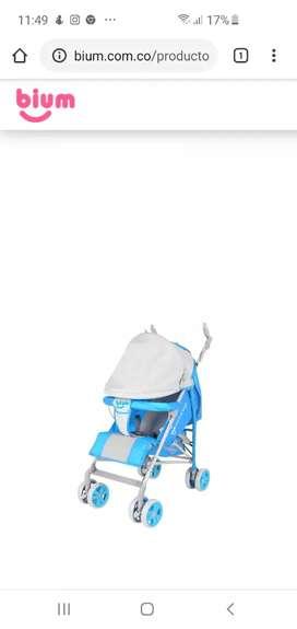 Coche paseador Bium