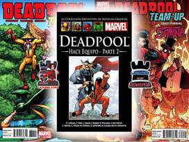 DEADPOOL - HACE EQUIPO [SALVAT] [COMIC AREQUIPA LATORRE CORP.]