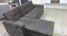 Sofá cama baúl moderno en medellín