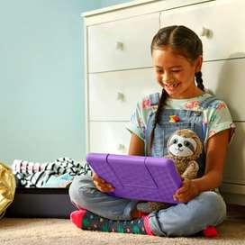 Amazon Fire 8 Kids Edition + 2gb Ram + 32gb = Samsung Tab