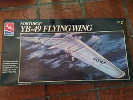 Jet Northrop YB-49 flying wings caja cerrada