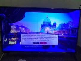 Tv LG 49 Smart Para repuesto sin control remoto