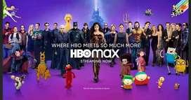 HBO MAX : 10 por mes una TV