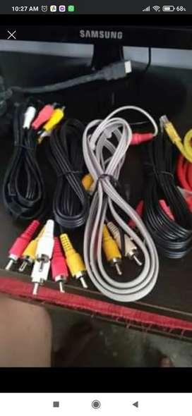 Cables de todo tipo