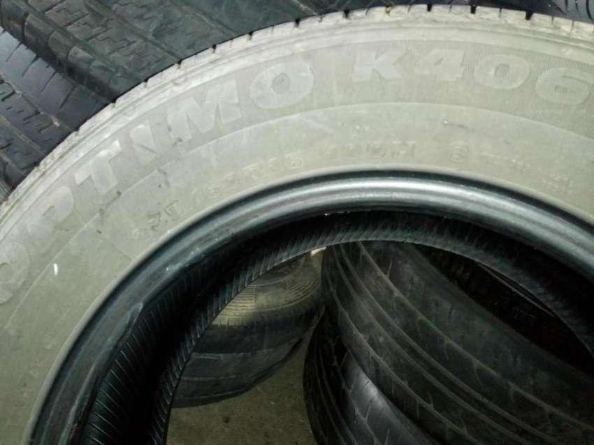 Neumático Hankook K406 Optimo 0
