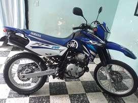 Se Vende moto XTZ 250 en excelentes condiciones, al dia