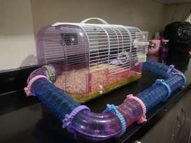 Casa para hámster