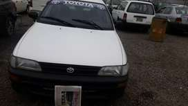 Toyota corolla 1998 petrolero mecanico