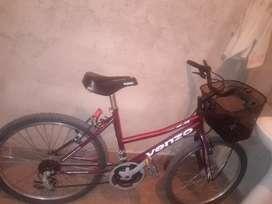 Vendo bicicleta rodado 24 Venzo