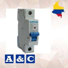 Breaker para montaje en riel unipolar - CE 1 - 63A