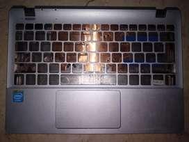 Carcaza para acer ES 1-111 y pad mouse