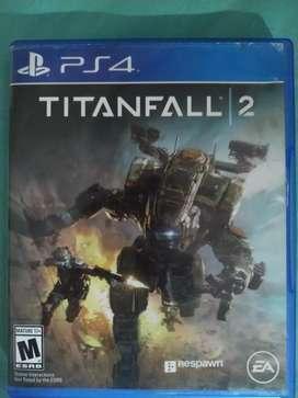 Vendo o Cambio Titanfall 2 en español
