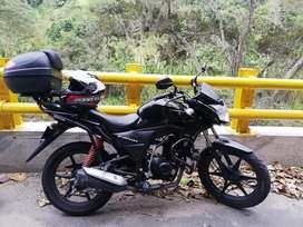 Motocicleta Cb110