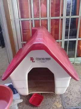 Casas para perros . Nueva !!