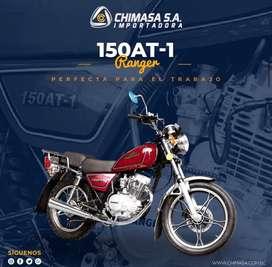 Motocicleta Ranger AT150-1